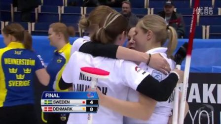 ECC2012 Draw 1 Denmark-Sweden last end HL