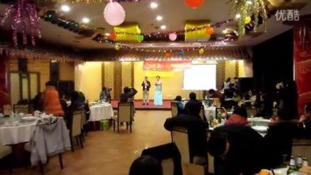 三人行2013年度圣诞、元旦联欢晚会撷影(一)