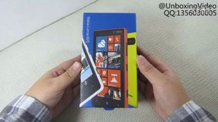 NOKIA Lumia820 精评 UVtang团队 UnboxingVideo