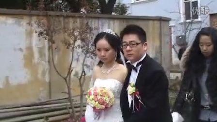 陈环 胡云聪新婚视频3-我把新娘娶回家