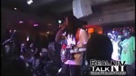 Lil Wayne --  Lollipop Live