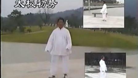 陈式太极拳老架76式(陈梦松)