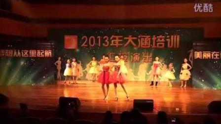大涵儿童模表演,大涵培训,徐州艺考培训,空乘模特主持播音培训