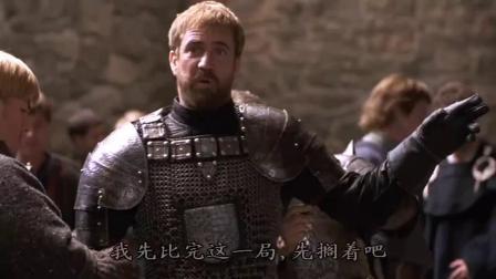 哈姆雷特赢比剑 国王赐毒酒