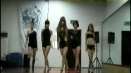 【TonyKim】韩国顶级舞蹈社团 Black Queen版 BEG [Abracadabra]