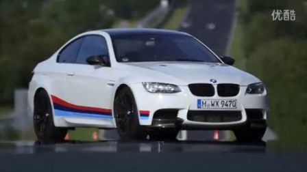 BMW M Performance Parts at the Nordschleife.纽博格林BMW M