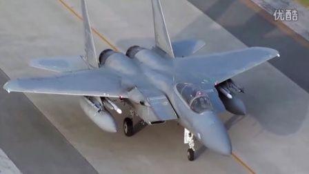 美国空军战斗机飞行训练