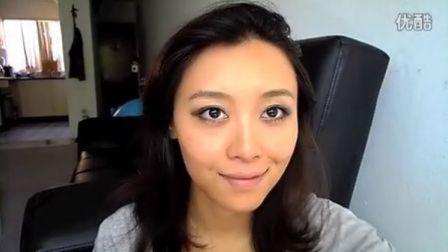 summer bronze makeup 夏天健康小麦妆