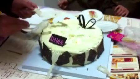 北海-吃生日蛋糕20130113
