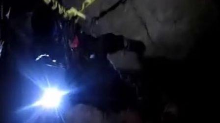 三人行葫芦洞下降2013-1-20