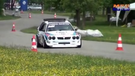 【SC】Group-B Lancia Delta S4 - terrific sounds - Onboard