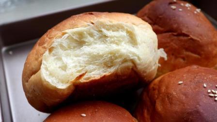 经典的老式面包, 掌握这些步骤, 在家就可以制作, 超级柔软、拉丝!
