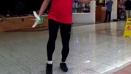 shuttlecock of Canada加拿大毽球 毽子-花式