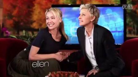 中文字幕:Ellen Celebrates Portia's Birthday