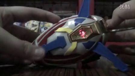 【宇哥拍摄】电光超人古力特 DX 变身器(手环)非奥特曼
