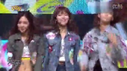 SNSD - I Got A Boy(130126 MBC Music Core)