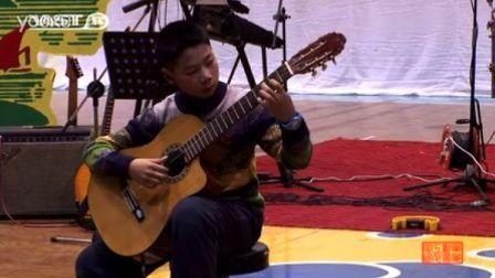 古典吉他独奏《阿利亚的祭奠》by  李绍博