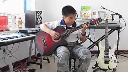 瓜沥琴行王鑫泽