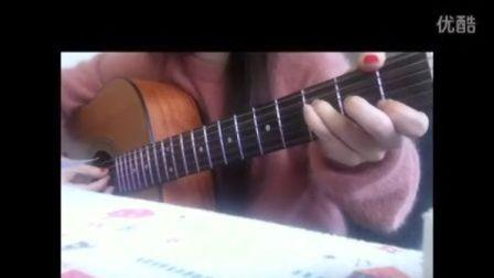 孙燕姿 「遇见」吉他弹唱