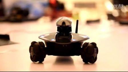 郑州西元国际广场机器人展--博乐机器人表演[www.boole-tech.com]
