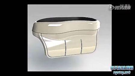 3d打印技术:戴在手指上的3D鼠标