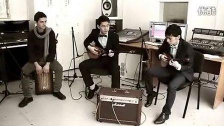 KZ潮男】太好听了!哈萨克电子冬不拉音乐Dombyra 高清