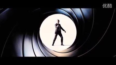 【混剪】 詹姆斯·邦德007系列电影50周年(1962 - 2012)