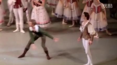 13马林吉赛尔一幕片段,Zakharova,Lantratov客座
