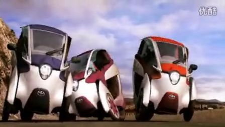 【SC】TOYOTA i ROAD movie for 83rd Geneva Motor Show