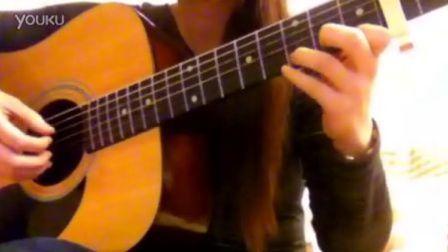 刘若英 「后来」吉他弹唱