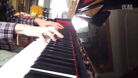 YOU(寒蝉鸣泣之时) 钢琴_tan8.com