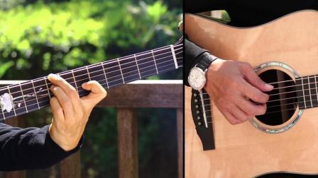 拾光吉他谱·李健作品集《迷雾》吉他教学