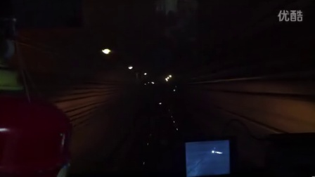 地铁一号线古城-苹果园隧道