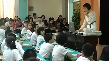 every day is a different day广州小学英语十佳教师优质课例教学高清视频