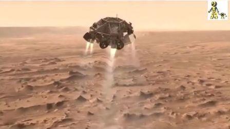 """揭秘""""好奇号""""火星探测机器人十大秘密武器【中文字幕】"""