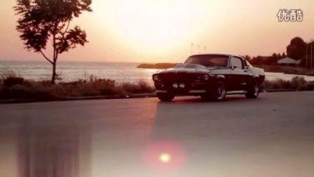 极稀有1967野马Shelby GT500 Eleanor勾起肌肉情怀