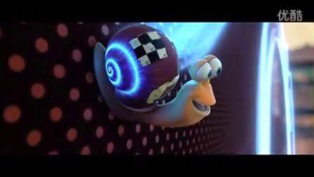 【首发】《极速蜗牛》(Turbo)第2款预告片
