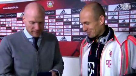 Arjen Robben gewinnt Wahl zum Tor des Monats