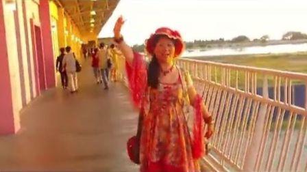 我在马来西亚观看马六甲海峡,飞机场五线谱音乐