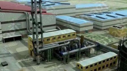 河北普阳钢铁煤气中毒重大事故动画模拟演示 (部分)