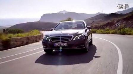 2014款奔驰E300 BLUETEC HYBRID Elegance官方演示视频