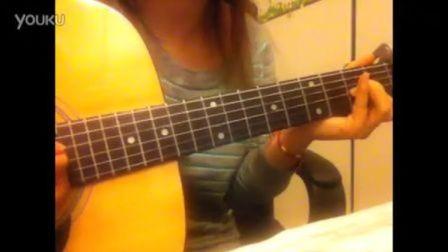 苏打绿「你被写在我的歌里」吉他弹唱
