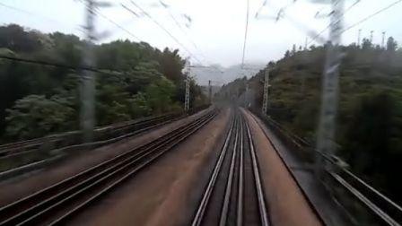 再走京九线9A龙川至定南
