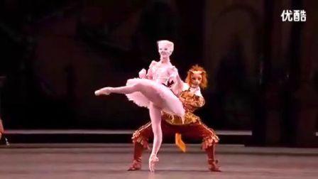 古典芭蕾-睡美人-性格舞-穿靴子的貓-ROH