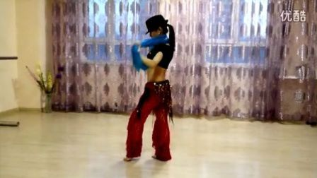 新疆埃韵肚皮舞  阿根廷tango风格1