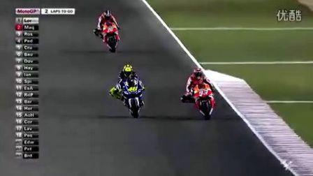 2013年MotoGP卡塔尔站周日正赛集锦