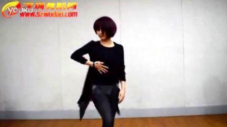 深圳舞蹈网培训基地罗湖区欧美爵士舞培训教学展示