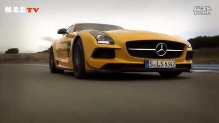 [M.C.C TV] SLS AMG BLACKSERIES