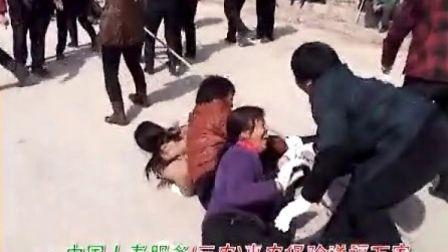 """壶关县韩庄村庆""""三八""""拨河比赛"""