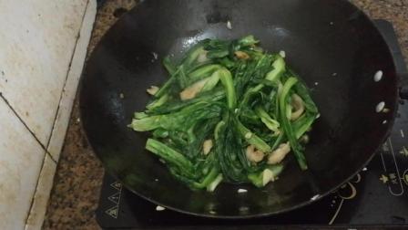 油麦菜的做法视频 油麦菜怎么做好吃又下饭